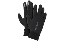 Marmot Power Stretch- Gants femme - noir
